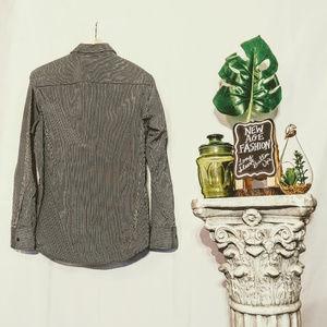 INC International Concepts Shirts - NAF INC. SMALL DRESS SHIRT